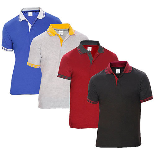 Men's Collared T-Shirt