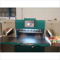 Polar Paper Cutting Machine Program