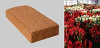 Compressed Cocopeat Briquette Coco Brick