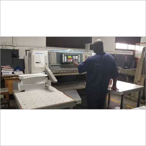 Cutting Machine Programming