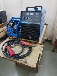 Semi Automatic Inverter Welding Machines