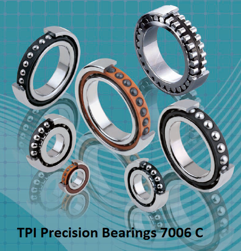 TPI Precision Bearings 7006 C