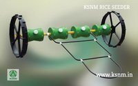 Manual Rice Seed Drill