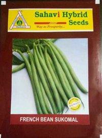French Bean sukomal Seeds