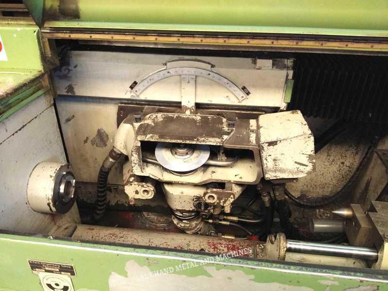 HOB SHARPENING MACHINE KLINGELNBERG agw 231