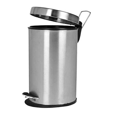 Steel Plain Dustbin