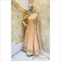 Ladies Chikankari Gown