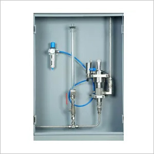 Gas operated Dosing Pump
