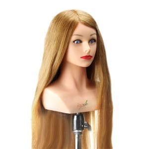 Human Hair Dummy