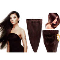 Dark Brown Hair Extension