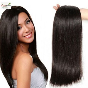 100% Unprocessed Brazilian Straight Remy Hair Weft