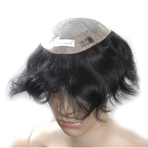 Silk Base Hair Patch
