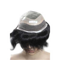 Front Lace Hair Patches
