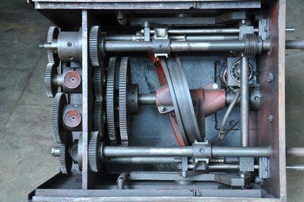Textile Machine Gears