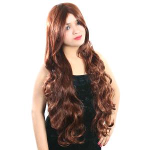 Copper Brown Hair Wig