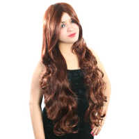 Copper Brown Hair Wig