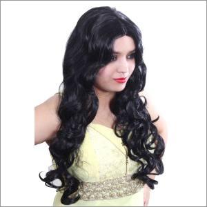 Wavy Long Hair Wigs