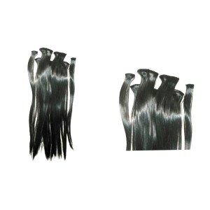 6 PC Multi Type Straight Hair Extension