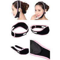 Half Face Belt Face Massager