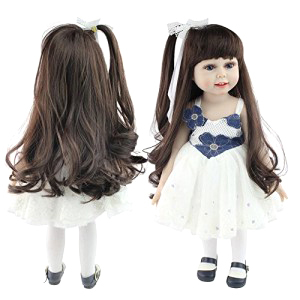 Soft Silicone Toy Doll