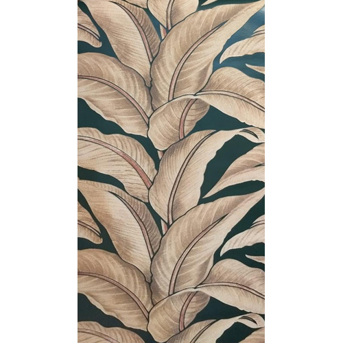 Decorative Petals Wallpaper