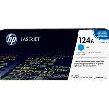 HP Q6001 CYAN TONER CARTRIDGE