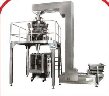 Namkeen Pouch Packaging Machine