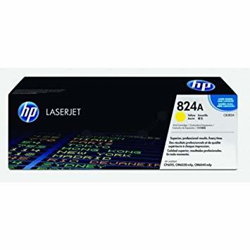 HP CB382 YELLOW TONER CARTRIDGE