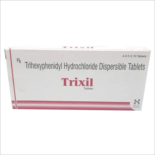 Trihexyphenidyl Tablets