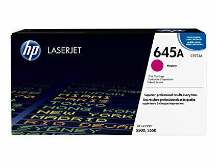 HP C9733 MAJENTA TONER CARTRIDGE