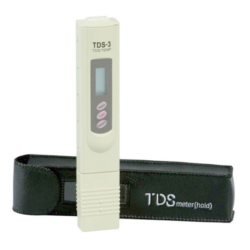 Portable TDS Water Purity Tester