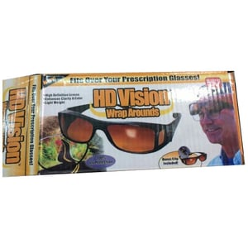 HD Vision Wrap Around Sunglasses