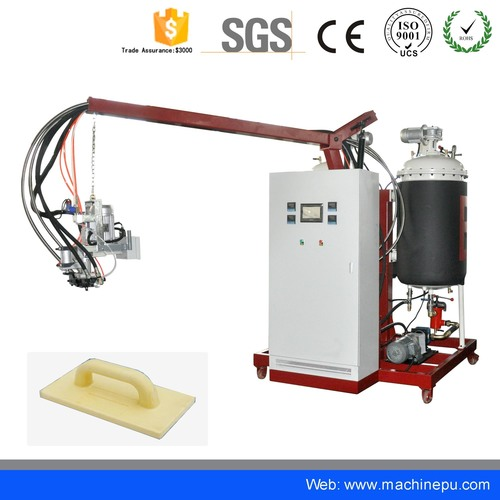 Low Pressure Polyurethane PU Foam Molding Machine for Wipe Clay