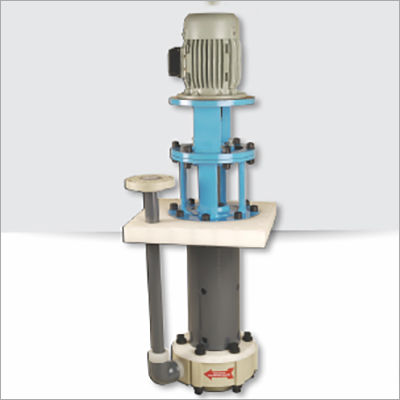 VERTICAL PP PUMP