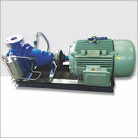 HORIZONTAL END SUCTION SELF PRIMING PUMP
