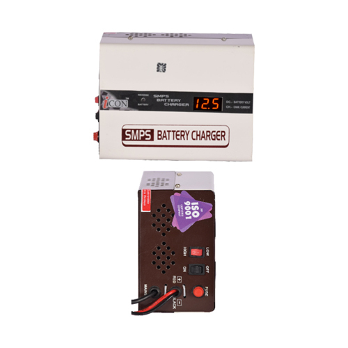 Digital SMPS Battery Charger 10AMP