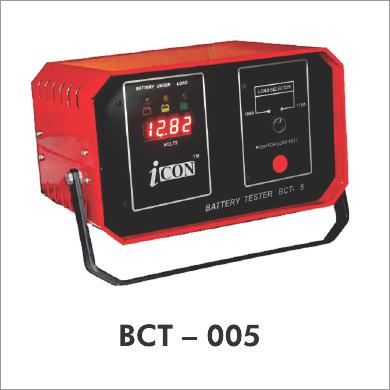 BCT-5 Battery Tester