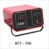 ICON Battery Tester