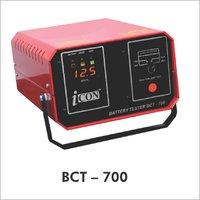 BCT-7 Battery Tester