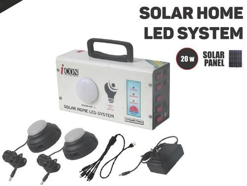 30W Solar Home LED System