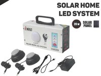 Solar home led system