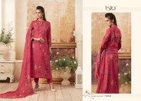 Digital Printed Pashmina Suits