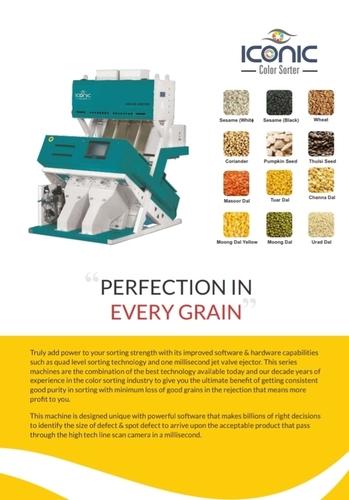 Seeds Color Sorter machine