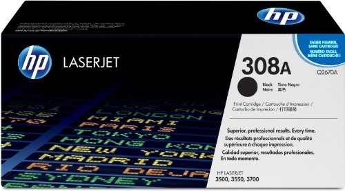 HP Q2670 BLACK TONER CARTRIDGE