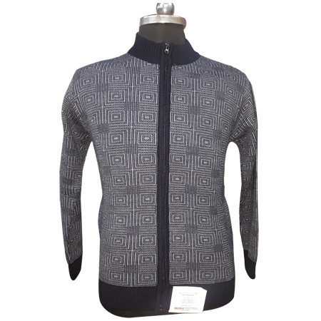 Men's Zipper Pullover