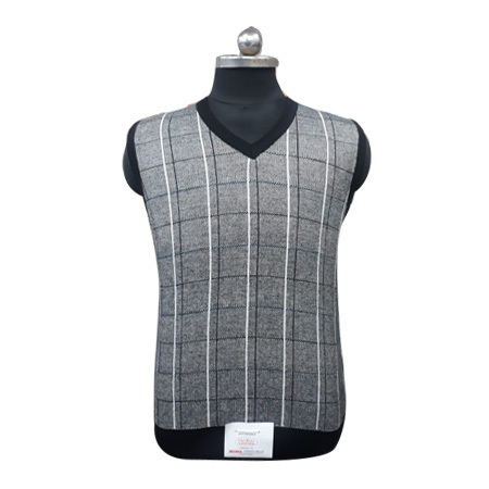 Designer Sleeveless Sweater
