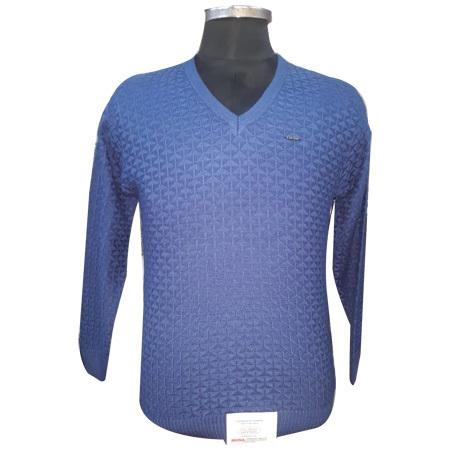 Men's Blue Sweatshirt