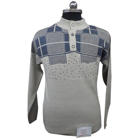 Fancy Men's Plain Pullover