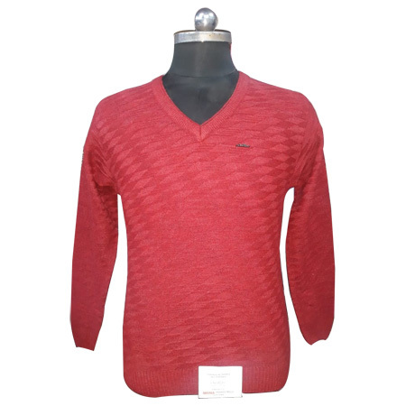 Men's Red Sweatshirt