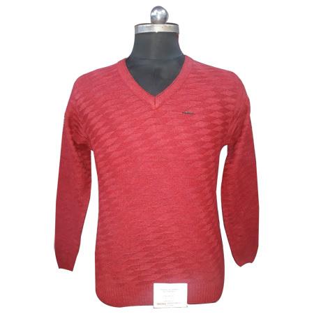 Men's Red Sweatshirt